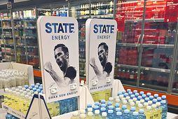 Gylfi Þór Sigurðsson er andlit State Energy.