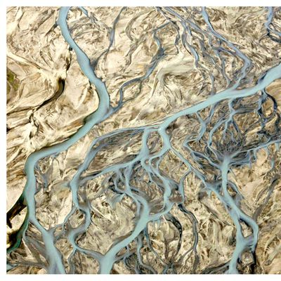 Rivers and canyons