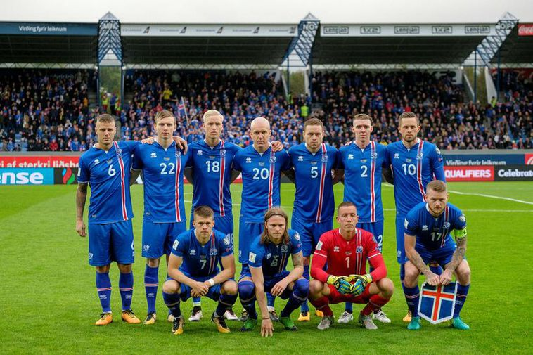 Image result for iceland football