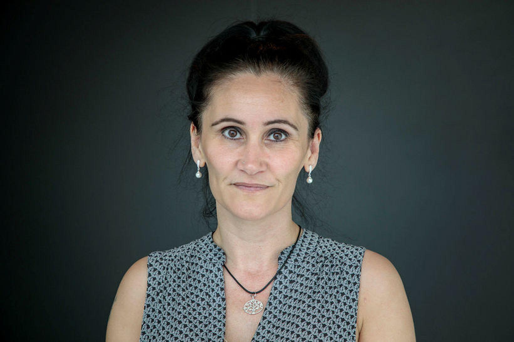 Katrín Sif Sigurgeirsdóttir, formaður samninganefndar ljósmæðra.