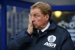 Harry Redknapp stýrði síðast Birmingham árið 2017 en áður m.a. QPR, Tottenham, Portsmouth og Southampton.