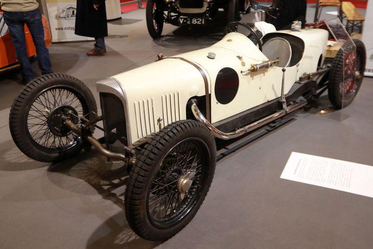 GN Martyr instone special frá 1931 á Retromobile-sýningunni í París 2018