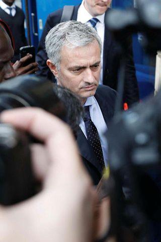 Mourinho er ekki þekktur fyrir að liggja á skoðunum sínum.
