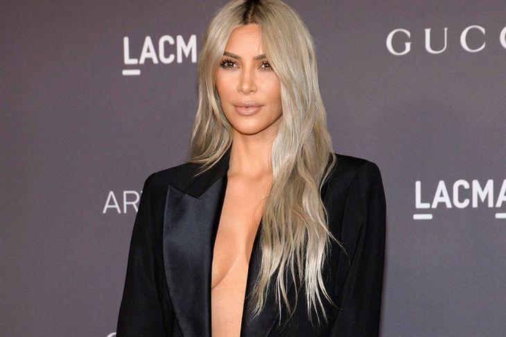 Kim Kardashian er þriggja barna móðir.