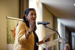 Anita Bhatia, staðgengill framkvæmdastjóra UN Women á alþjóðlegri grundu.