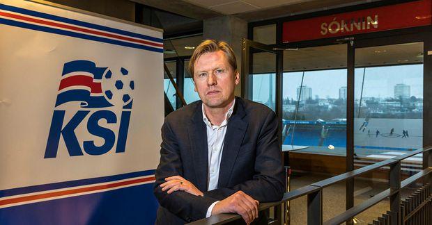 Geir Þorsteinsson er orðinn framkvæmdastjóri ÍA.