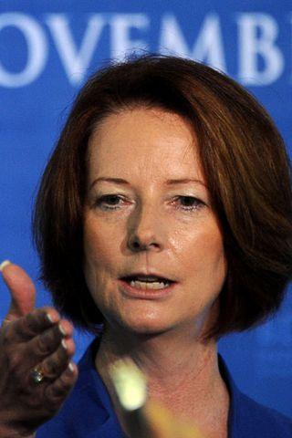 Julia Gillard, forsætisráðherra Ástralíu.