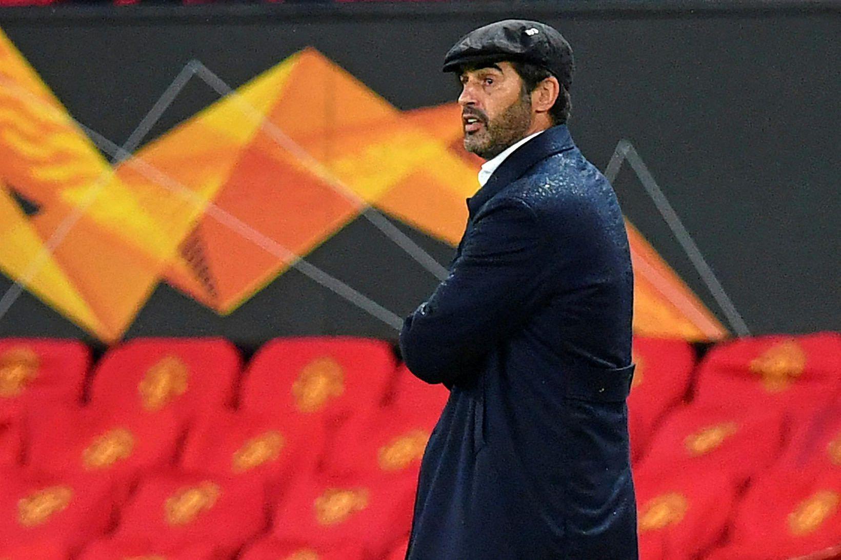 Paulo Fonseca verður væntanlega næsti knattspyrnustjóri Tottenham.