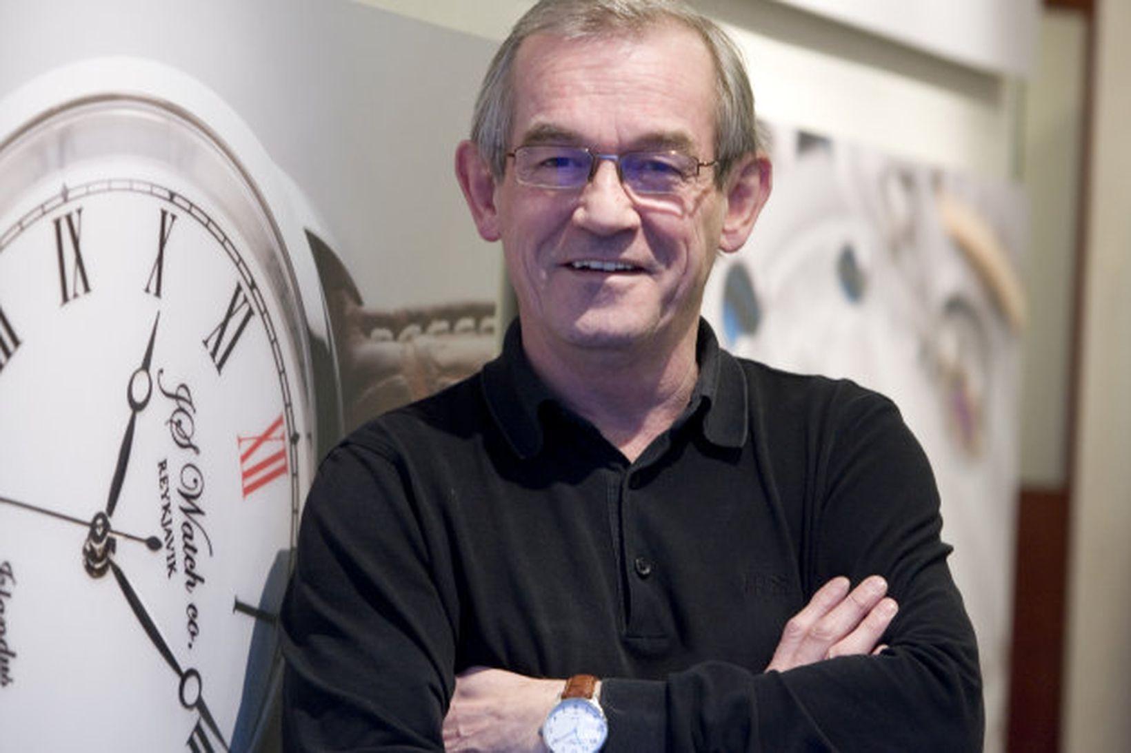 Gilbert Ó. Guðjónsson úrsmiður