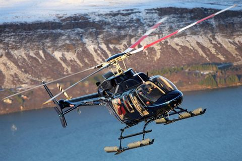 Helo - Helicopter Service of Iceland