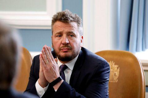 Guðlaugur Þór Þórðarson utanríkisráðherra.