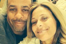 Dell og Sonya Curry eru að skilja.