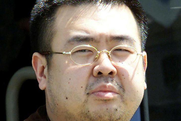 Kim Jong-nam var myrtur á flugvellinum í Kuala Lumpur.