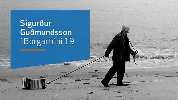 Sigurður Guðmundsson - sýning og fyrirlestur