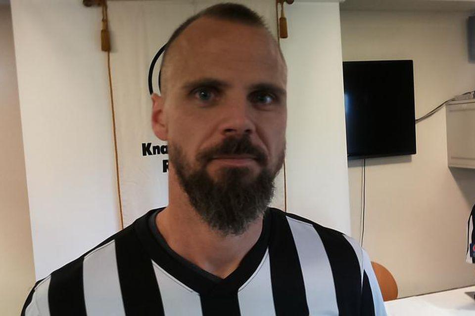 Indriði Sigurðsson er kominn aftur í KR eftir sextán ár erlendis.