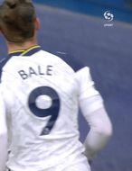 Mörkin: Bale eyðilagði fyrir Leicester