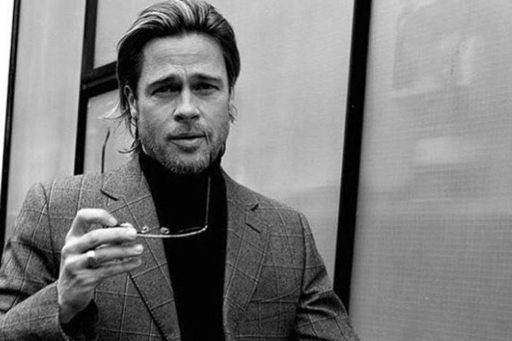 Brad Pitt hefur að margra mati tekið ábyrgð á sínu ...