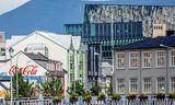 Veitingastaðurinn sem fólkið smitaðist á er í miðborg Reykjavíkur.