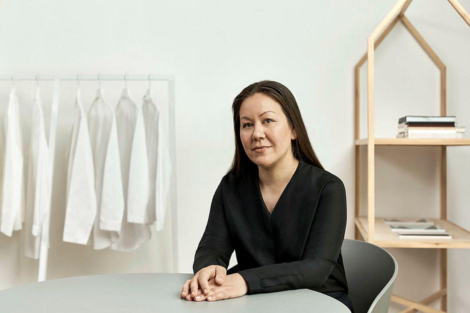 Marie Honda forstjóri COS.