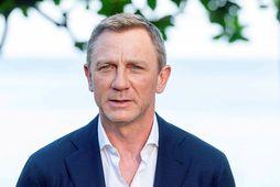 Daniel Craig er þekktastur fyrir að leika James Bond.