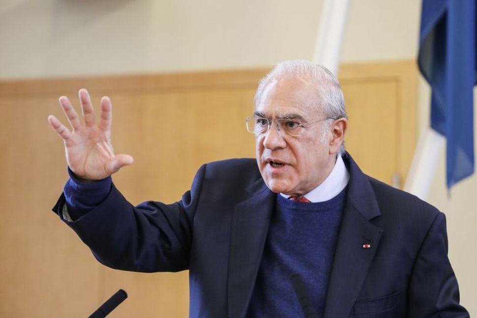 Angel Gurria, framkvæmdastjóri OECD.