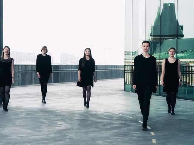 With Ensemble Sirius on an eventful musically journey