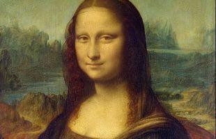 Málverkið heppnaðist vel hjá Leónardó, en það má kannski gera skemmtilegri hluti í Louvre en ...