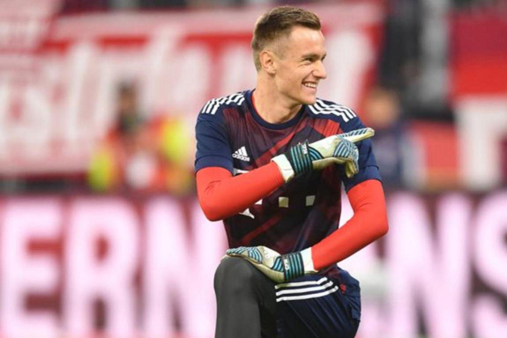 Christian Früchtl hafnaði Liverpool í janúar.