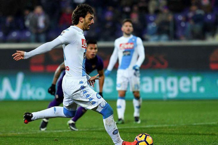 Manolo Gabbiadini er kominn til Southampton frá Napoli fyrir 14 milljónir punda.