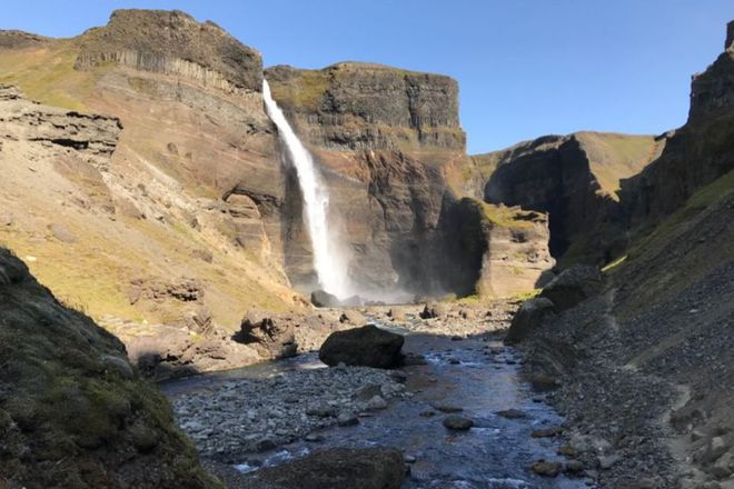 Háifoss.