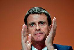 Manuel Valls verður meðal frambjóðenda La République en marche í komandi þingkosningum.