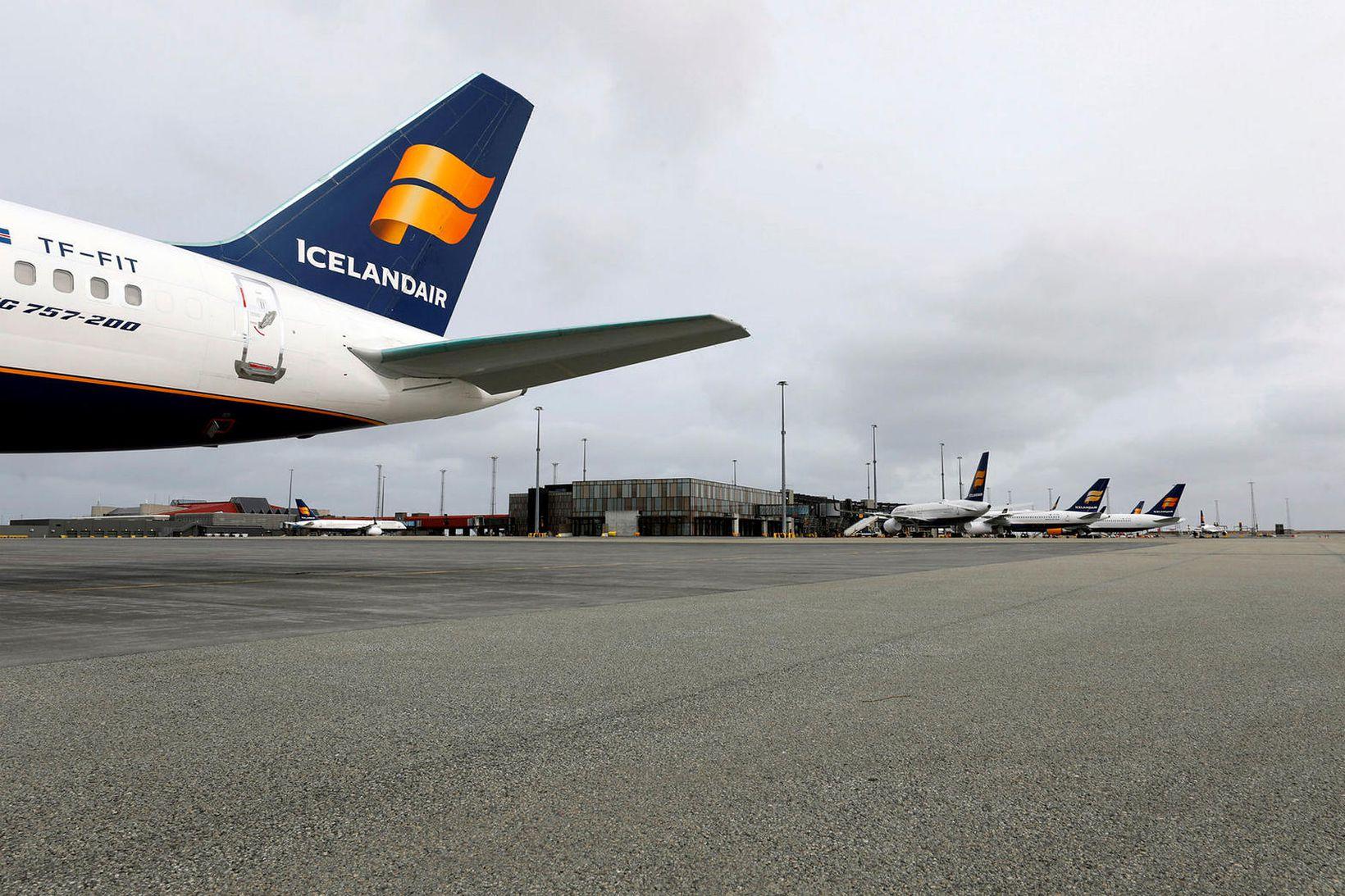 Þórunn hefur starfað hjá Icelandair í tæp fjögur ár og …