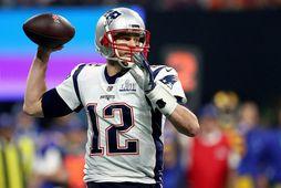 Tom Brady er hvergi nærri hættur.
