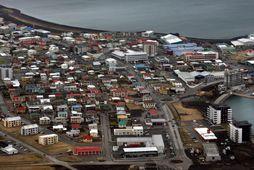 Rafík hefur aðstöðu í 88 húsinu við Hafnargötu 88 í Keflavík.