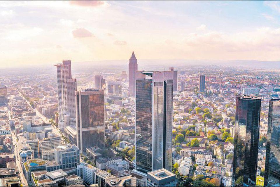 Frankfurt er fimmta stærsta borg Þýskalands og hefur upp á margt að bjóða
