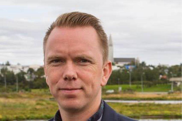 Ragnar Þór Ingólfsson býður sig fram til formanns VR.