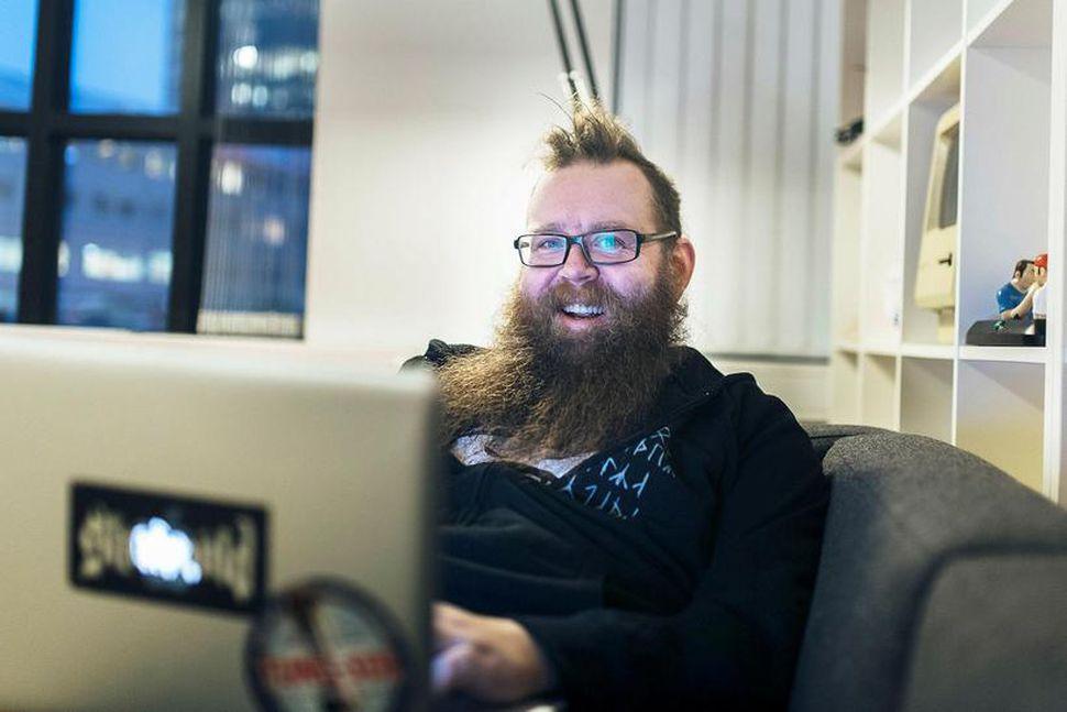 Snæbjörn Ragnarsson, tónlistarmaður og rithöfundur.