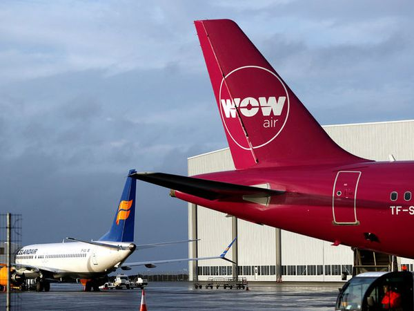 A great number of people lost their jobs at WOW air today.