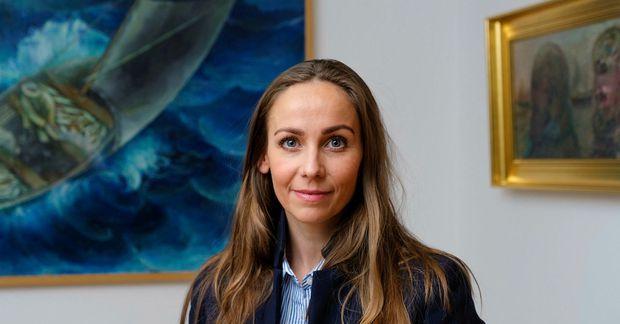 Heiðrún Lind Marteinsdóttir, framkvæmdastjóri SFS, segir samning Ísland og Breta vonbrigði þar sem ekki hafi …