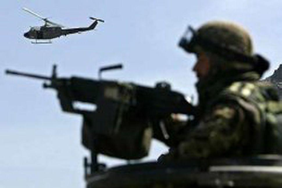 Danir eru með hermenn í Afganistan undir stjórn NATO.