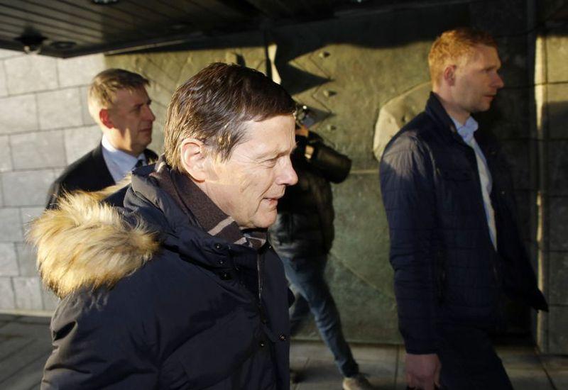 Þorsteinn Már Baldvinsson, CEO of Samherji.