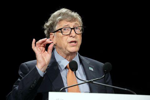 Bill Gates segir tæknina geta hjálpað heimsbyggðinni í baráttunni við hlýnun jarðar.