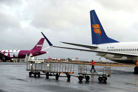 Passengers who were booked with WOW air can buy fares for special rates from Icelandair for the next two weeks.
