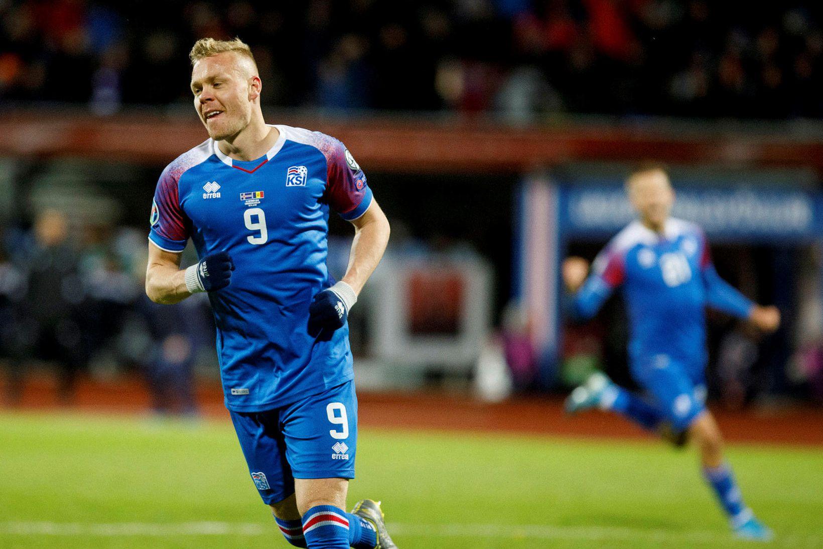 Kolbeinn Sigþórsson.