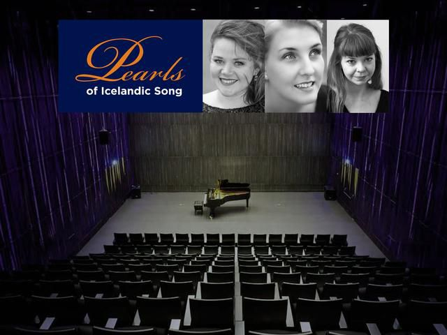 Land of Dreams - Icelandic songs in Harpa Concert Hall