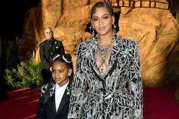 Blue Ivy Carter og Beyoncé eru báðar tilnefndar.