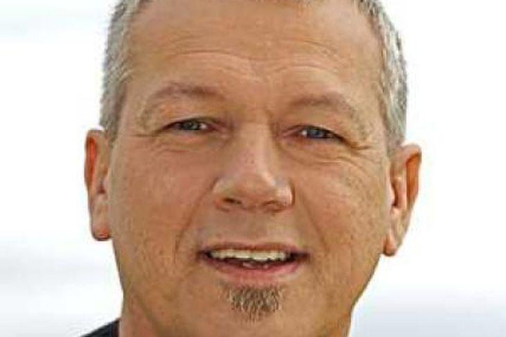 Pálmi Gestsson leikari og hafnarvörður.