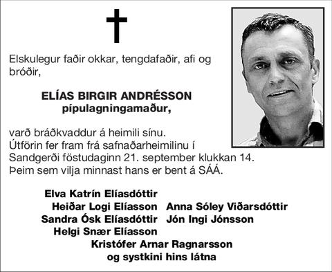 Elías Birgir Andrésson