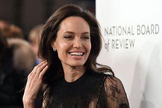 Angelina Jolie er alltaf fersk, sama hvað.
