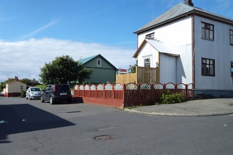 Edda´s Farmhouse in Town